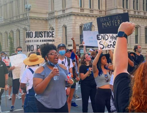 The Power of Community in Protest and  Imprisonment,  by Ari Tulay